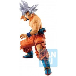 Figura Son Goku Ultra Instinct Ichibansho Dragon Ball Super 18 cm Masterlise Banpresto