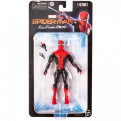 Figura Articulada Spider-Man Far From Home Marvel Legends Hasbro