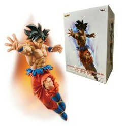 Figura Son Goku Battle Ultra Instinct Sign Dragon Ball Super 20 cm Banpresto