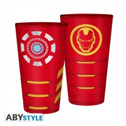 Vaso Grande Iron Man 400 ml Marvel