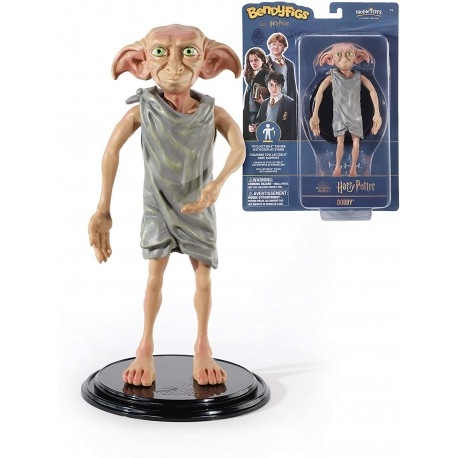 Figura Maleable Dobby 19 cm Harry Potter Noble Collection
