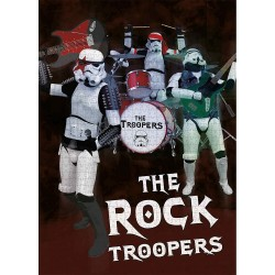 Puzzle The Rock Troopers 1000 piezas Stormtroopers