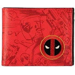 Cartera Grafitti Deadpool Marvel