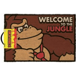 Felpudo Welcome to the Jungle Donkey Kong 40 x 60 cm