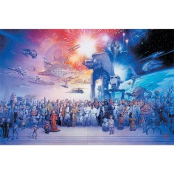 Poster Star Wars Legacy 61 x 91,5 cm