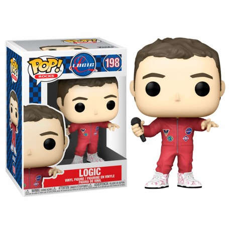 Figura POP Logic Rocks
