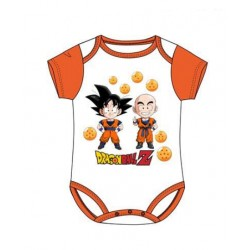 Body Bebé Goku y Krilin Dragon Ball Z