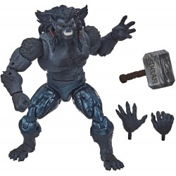 Figura Articulada Dark Beast 15 cm X-Men Sugar Man Marvel Legends
