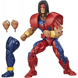 Figura Articulada Warpath 15 cm X-Men Strong Guy Marvel Legends