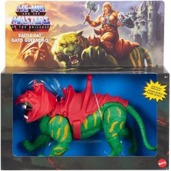 Figura ArticuladaBattle Cat Master of the Universe Origins