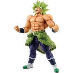 Figura Broly Dragon Ball Super 19 cm Colosseum Banpresto