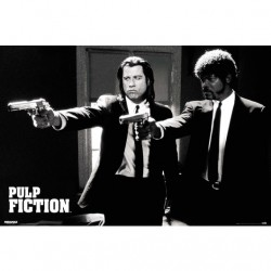 Poster Pull Fiction 61 x 91,5 cm