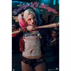Poster Harley Quinn Suicide Squad DC 61 x 91,5 cm