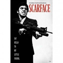 Poster Scarface 61 x 91,5 cm