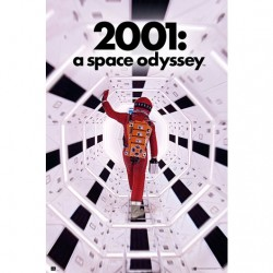 Poster 2001: A Space Odyssey 61 x91,5 cm