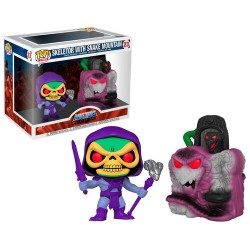 Figura POP TOWN Skeletor with Snake Mountain Masters of the Universe