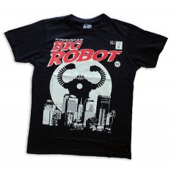 Camiseta Big Robot