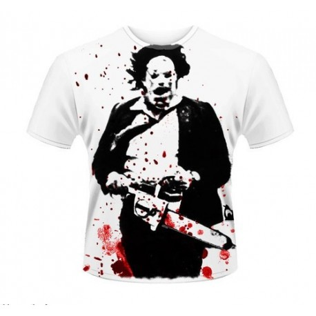 Camiseta La matanza de Texas Leatherface