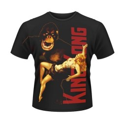 Camiseta King Kong Poster