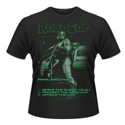 Camiseta Robocop Uphold The law