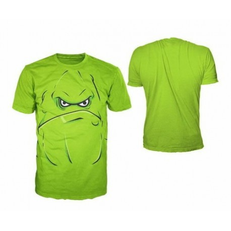 Camiseta Plantas VS Zombies Verde