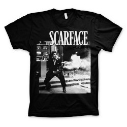 Camiseta Scarface Wanna Play