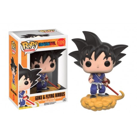 Figura Pop Goku en Nube Kinton Dragon Ball