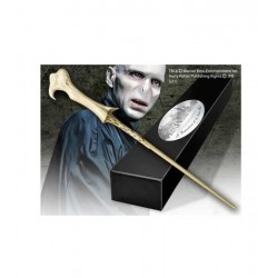 Varita Réplica Lord Voldemort Harry Potter Noble Collection