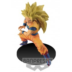 Figura Super Saiyan Goku FES!! 14 cm Dragon Ball Z Banpresto