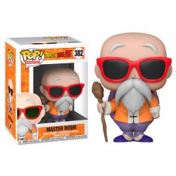 Figura Pop Master Roshi Dragon Ball Z